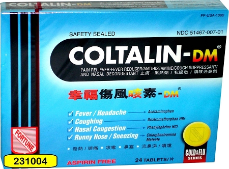 Coltalin drug & pharmaceuticals. Coltalin available forms ...