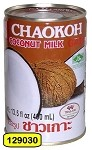 Chaokoh Coconut Milk 13.5oz