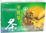 China Green Tea 100 bags