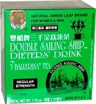 3 Ballerina Double Sailing Ship Dieters' Drink 30bags