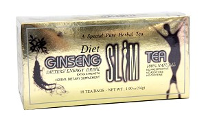 Diet Ginseng Slim Tea 18bags